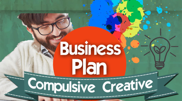 Our One-Page Business Plan - Compulsive Creative